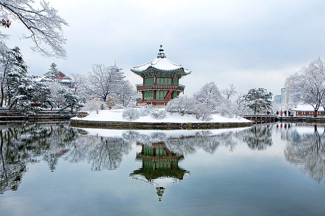 korean winter palace